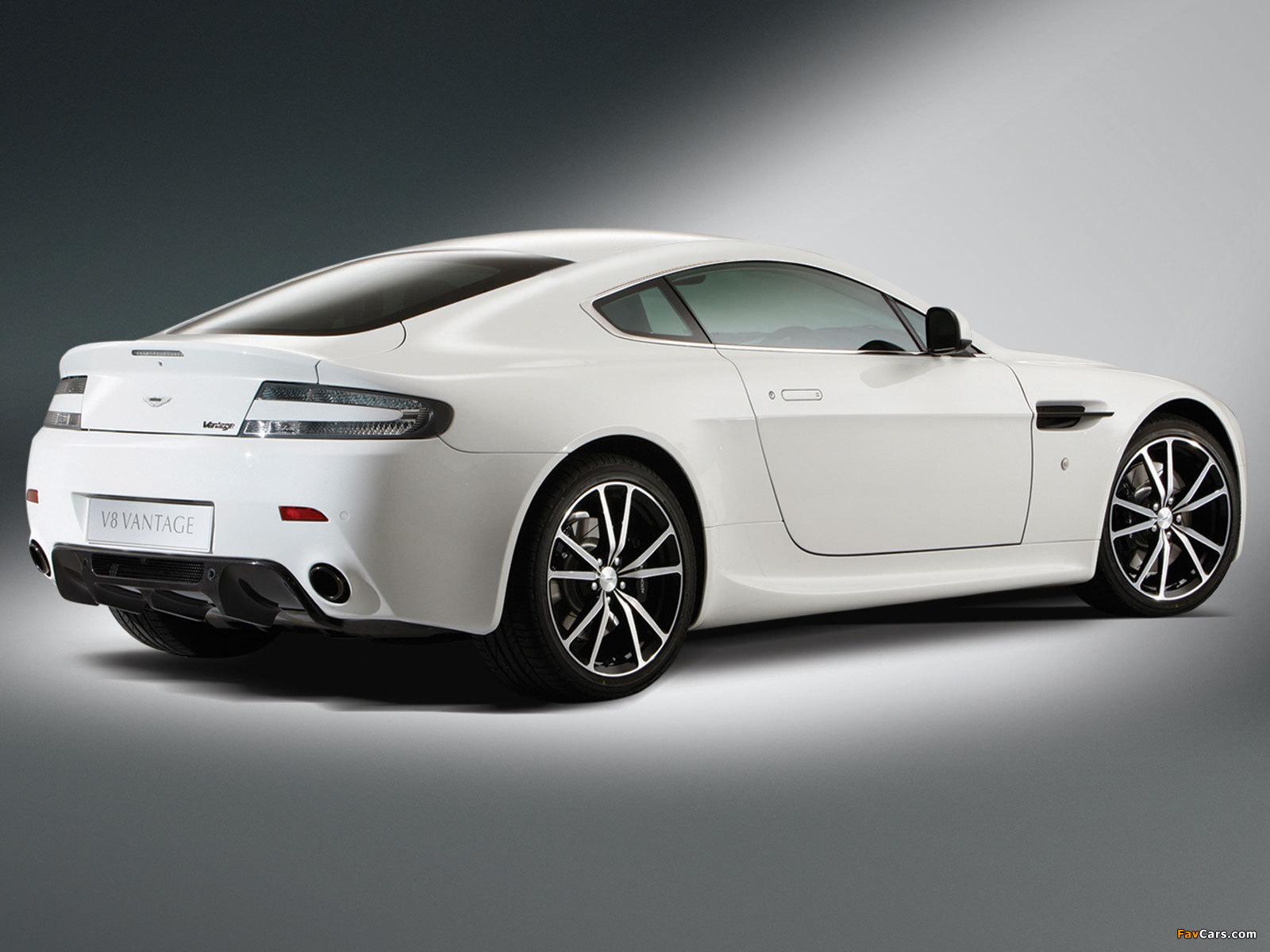 Aston Martin V8 Vantage N420 2010 Wallpapers 1600x1200