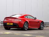 Aston Martin V8 Vantage UK-spec (2012) wallpapers
