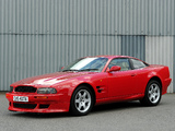 Aston Martin V8 Vantage UK-spec (1993–1999) wallpapers