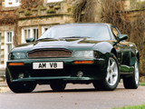 Aston Martin V8 Coupe (1996–1999) wallpapers