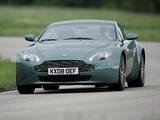 Aston Martin V8 Vantage (2008–2012) wallpapers