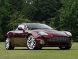 Aston Martin V12 Vanquish (2001–2006) images