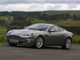 Aston Martin V12 Vanquish UK-spec (2001–2006) images