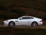 Aston Martin V12 Vanquish S (2004–2007) photos