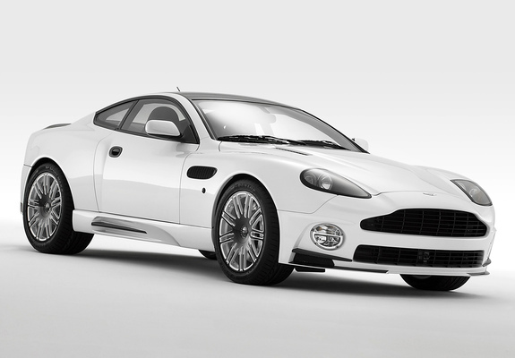 Mansory Aston Martin Vanquish S 20052007 Wallpapers