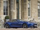 Aston Martin Vanquish UK-spec (2012) images