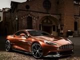 Aston Martin Vanquish (2012) pictures