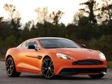 Aston Martin Vanquish US-spec 2012 pictures