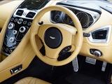 Aston Martin Vanquish UK-spec (2012) wallpapers