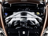 Aston Martin Vanquish (2012) wallpapers