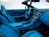 Aston Martin Vanquish Volante 2013 wallpapers