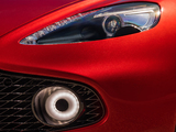 Aston Martin Vanquish Zagato Concept 2016 images