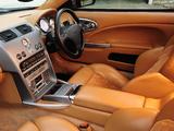 Images of Aston Martin V12 Vanquish UK-spec (2001–2006)