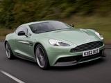Images of Aston Martin Vanquish UK-spec (2012)