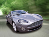 Photos of Aston Martin V12 Vanquish (2001–2006)