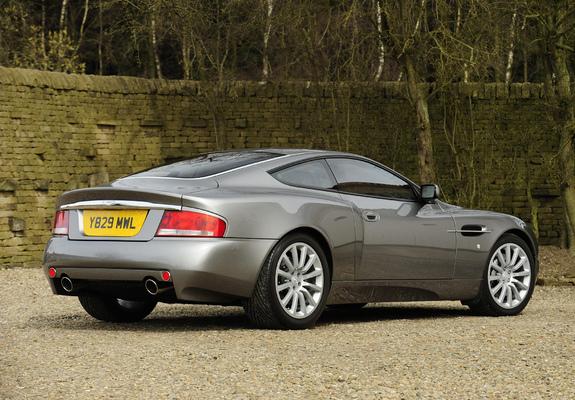 Photos Of Aston Martin V Vanquish UKspec - 2001 aston martin vanquish