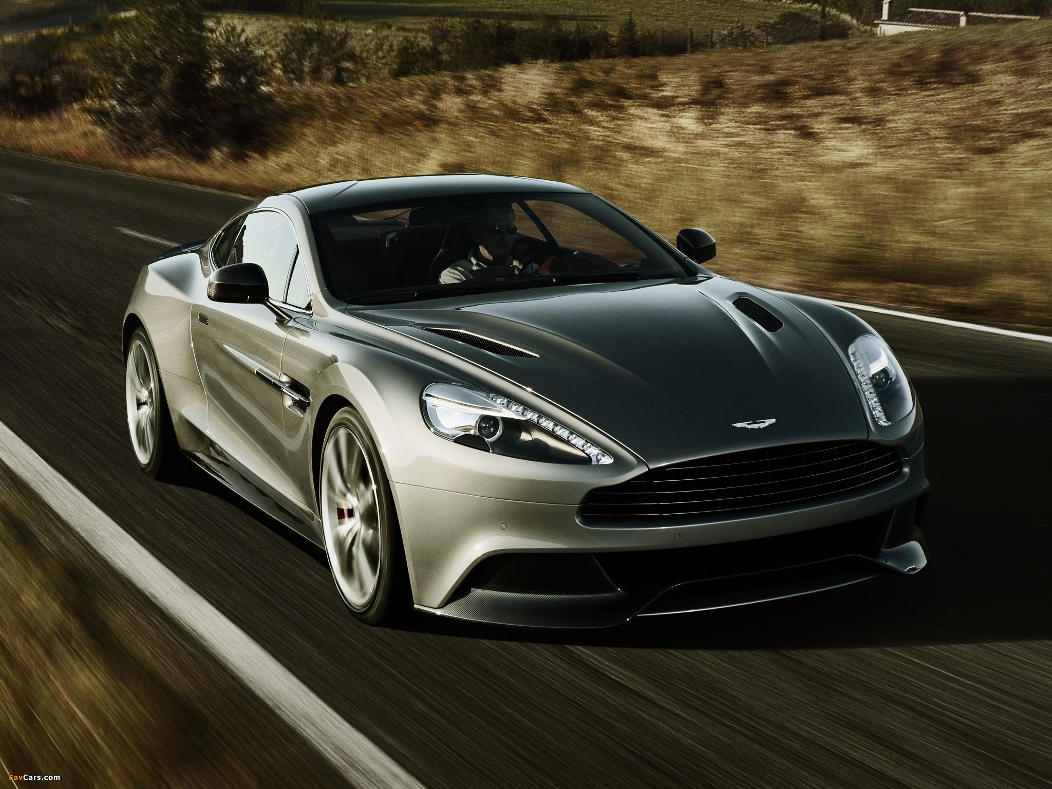 Photos Of Aston Martin Vanquish 2012 2048x1536
