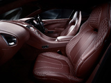 Photos of Aston Martin Vanquish UK-spec (2012)