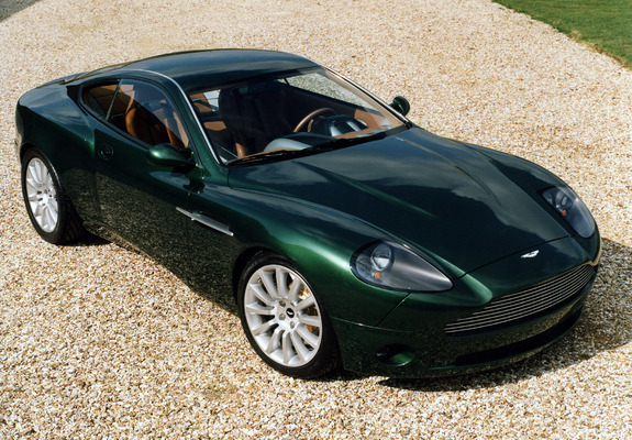 Photos Of Aston Martin Project Vantage Concept 1998