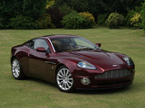 Pictures of Aston Martin V12 Vanquish (2001–2006)