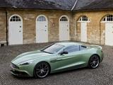 Pictures of Aston Martin Vanquish UK-spec (2012)