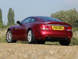 Aston Martin V12 Vanquish S (2004–2007) wallpapers