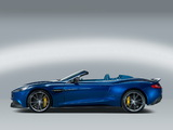 Aston Martin Vanquish Volante 2013 wallpapers