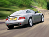 Aston Martin V12 Vanquish (2001–2006) wallpapers