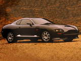 Aston Martin Vantage Special Series II (1998) wallpapers