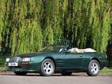 Aston Martin Virage Volante (1992–1996) photos