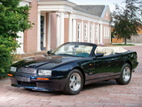 Pictures of Aston Martin Virage Volante (1992–1996)