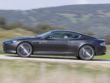 Pictures of Aston Martin Virage (2011–2012)