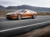 Pictures of Aston Martin Virage 2011–12