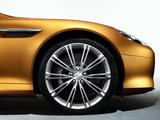 Aston Martin Virage 2011–12 wallpapers