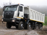 Astra HD 8648 Tipper (2005) wallpapers