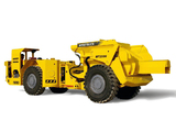 Pictures of Atlas Copco Minetruck MT2000
