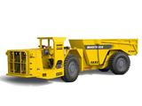Atlas Copco Minetruck MT2010 pictures