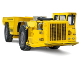 Atlas Copco Minetruck MT436B photos