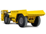 Images of Atlas Copco Minetruck MT436B