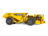 Atlas Copco Minetruck MT5020 wallpapers