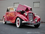 Auburn 6-653 Phaeton (1935) wallpapers