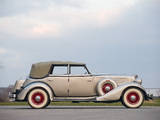 Pictures of Auburn 850 Y Custom Phaeton (1934)