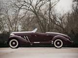 Auburn 851 SC Speedster (1935) images