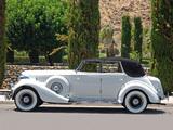 Auburn 851 Custom Phaeton (1935) pictures