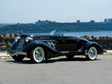 Auburn 851 SC Speedster (1935) pictures