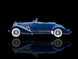 Auburn 851 SC Convertible Coupe (1935) wallpapers