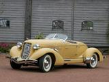 Auburn 851 SC Speedster (1935) wallpapers