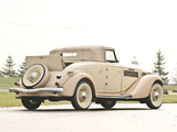 Images of Auburn 851 SC Convertible Coupe (1935)