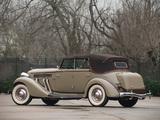 Images of Auburn 851 SC Convertible Sedan (1935)