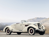 Photos of Auburn 851 SC Speedster (1935)